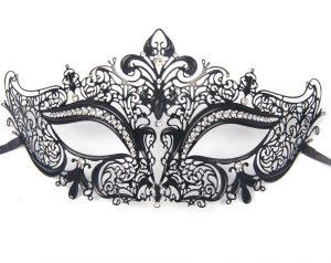 Masque 5, filigraan masker van metaal