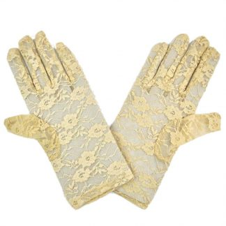 Steampunk Lolita handschoenen 4