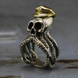 Steampunk ring 49