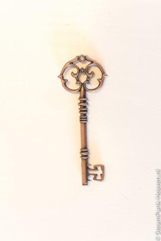 Steampunk sleutel 4