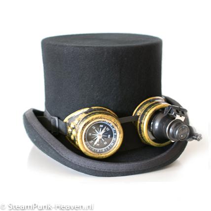 Steampunk goggles 154