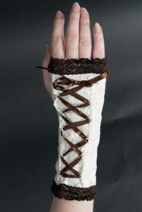 Steampunk handschoenen 16