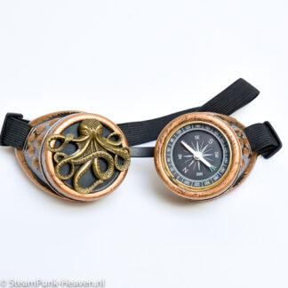 Steampunk goggles 128