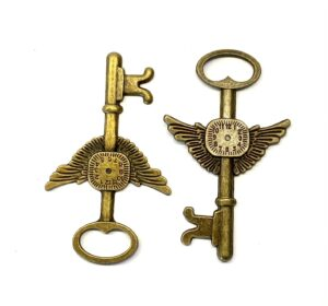Steampunk sleutel 8