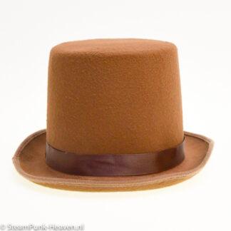 """Steampunk hoed """"John"""""""