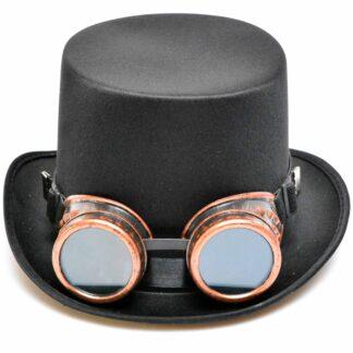 Steampunk hoed Lorenzo