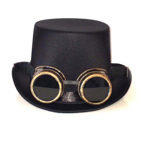 Steampunk hoed Kjell