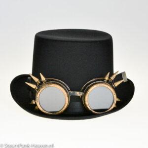 Steampunk hoed 45