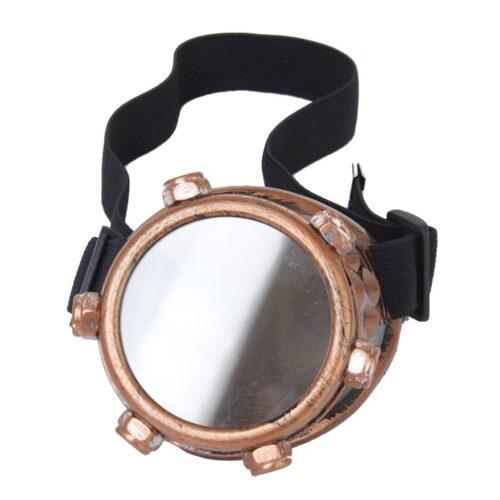 Steampunk goggles 1, mono-goggles