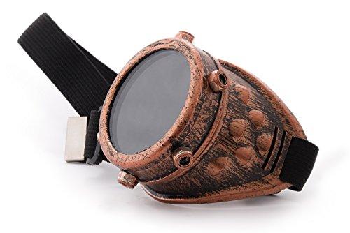 Steampunk mono-goggles 2