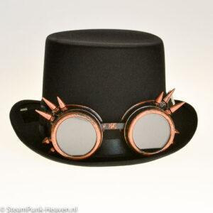 Steampunk hoed 47