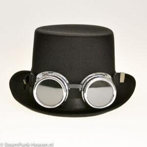 Steampunk hoed Aloys