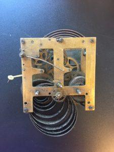 Steampunk uurwerk groot