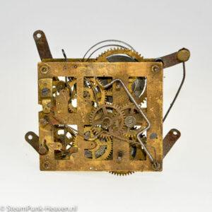Steampunk uurwerk middel