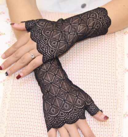 Steampunk handschoenen 25