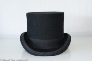 Steampunk hoge hoed Wyatt,