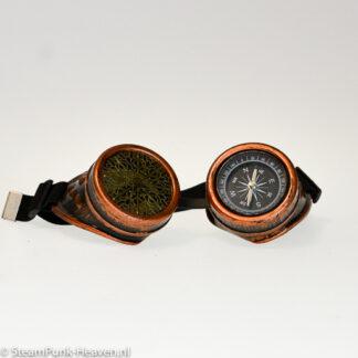 Steampunk goggles 334