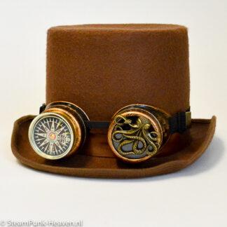 Steampunk hoed 53