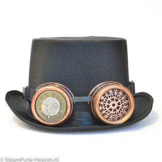 Steampunk hoed 62