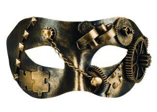 Steampunk masker Winny