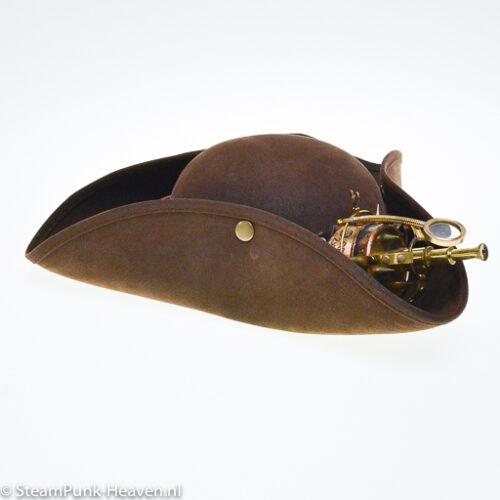 Steampunk hoed Gerard