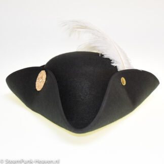 Steampunk hoed Hook