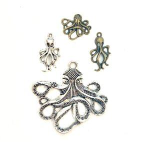 Steampunk octopus mix Jorne