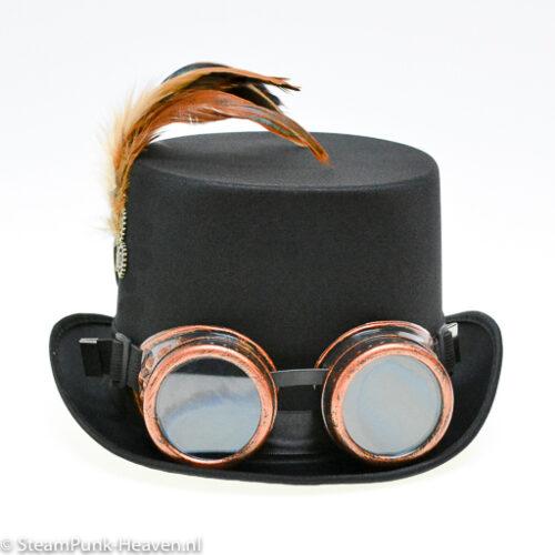Steampunk hoed Marc