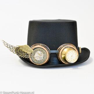 Steampunk hoed 60