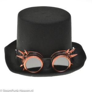 Steampunk hoed Big Bert