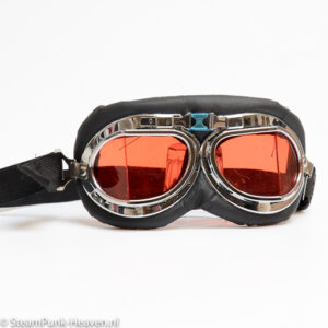 Steampunk piloten goggles 7