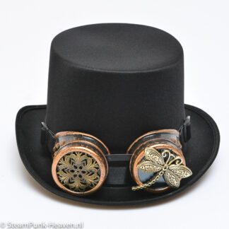 Steampunk hoed Abigale