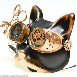 Steampunk masker Mimi