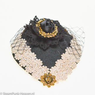 Steampunk fascinatie Ellen