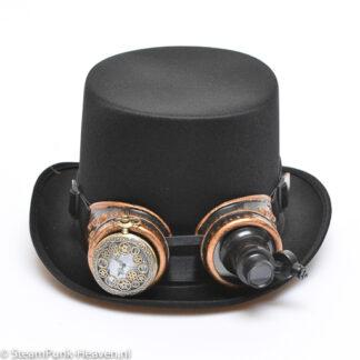 Steampunk hoed Hoss