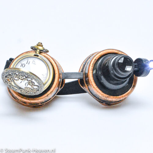 Steampunk goggles 362