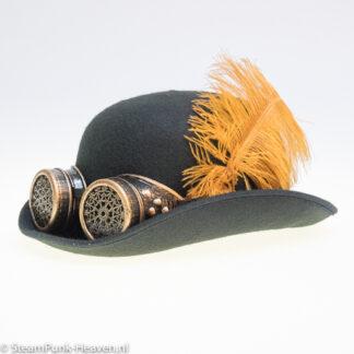 Steampunk hoed Finn