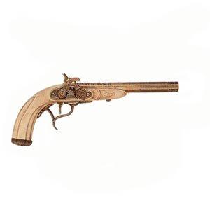 Steampunk pistool 26