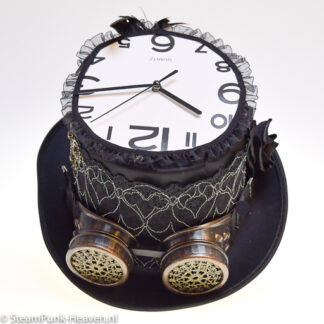 Steampunk hoed The Time Traveler's Wife b