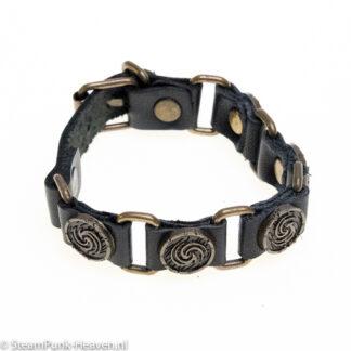 Steampunk armband 112