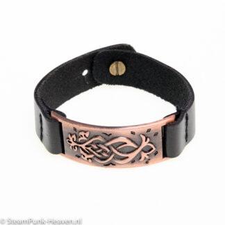 Steampunk armband 113