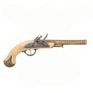 Steampunk pistool 27