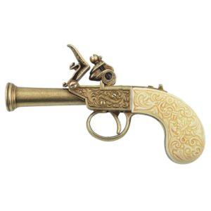 Steampunk pistool 31 - replica