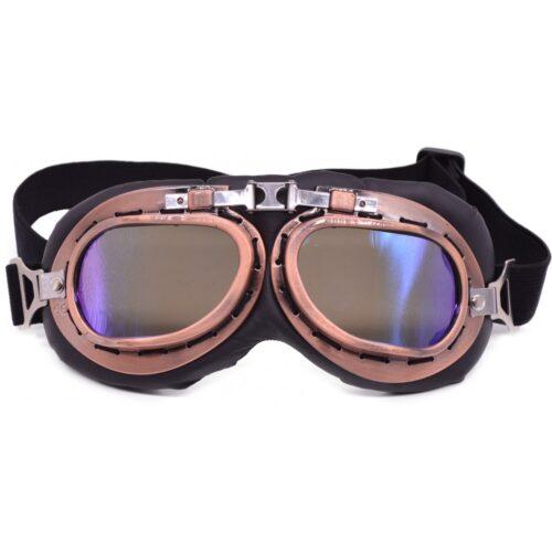Steampunk piloten goggles 20