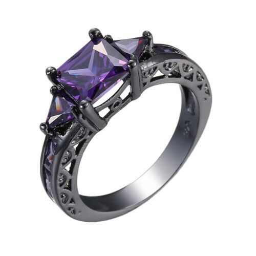 Steampunk ring 13