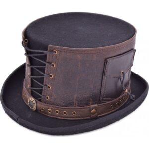 Steampunk hoge hoed Herbert