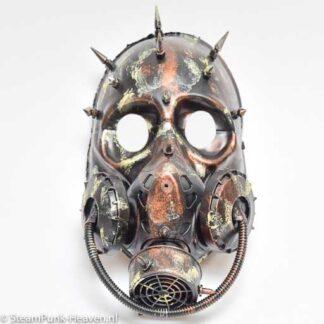 Steampunk masker Henk