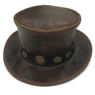 Steampunk hoge hoed Donald