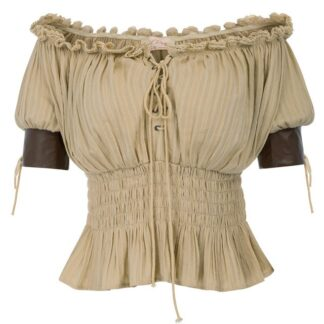 Steampunk blouse Katharina