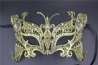 Masque 20, filigraan masker van metaal